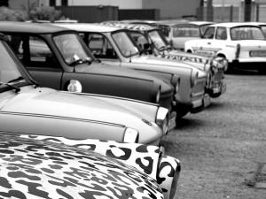 Zloděj řádil na srazu socialistických vozů, kradl ve stanech i v autech majitelů