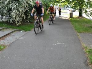 Nahlaste problémová místa ze svých cest po Plzni, vyzývá město cyklisty