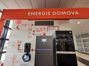 Zákaznické centrum ČEZ v Plzni představuje chytré technologie