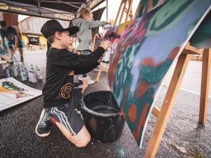 TIPY NA VÍKEND: Den legií, kino pod širým nebem i kroužek mladých sprejerů