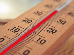Největší vedro bylo opět v Plzni, teplota vyšplhala téměř na 35 stupňů Celsia