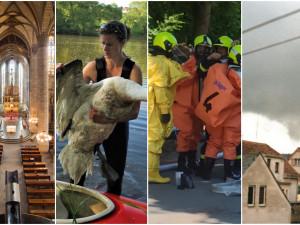 ČERVEN 2021: Obnova katedrály, příběhy zvířecích záchranářů i boj s přírodními živly