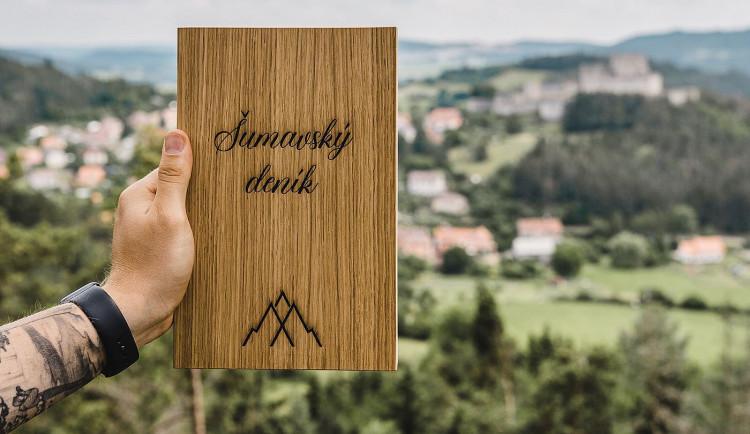 Za populárním projektem Fotíme Šumavu stojí mladí manželé z Prahy, teď vytvořili i Šumavské deníky