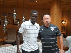 FC Viktoria Plzeň má novou posilu z afrického Senegalu, do klubu přišel i nový kondiční trenér