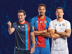Úcta k historii, ekologie a moderní provedení, takové jsou nové dresy FC Viktoria Plzeň
