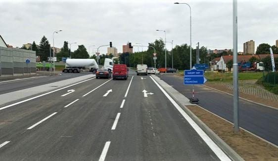 Dobrá zpráva pro řidiče, nová část východního okruhu Plzně je konečně průjezdná bez omezení