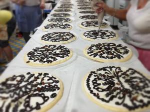 Chodské slavnosti se blíží, cukráři musí stihnout napéct tisíce tradičních koláčů