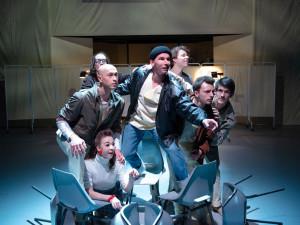 Divadlo J. K. Tyla zahájí sezonu světovou premiérou baletu Vyhoďme ho z kola ven