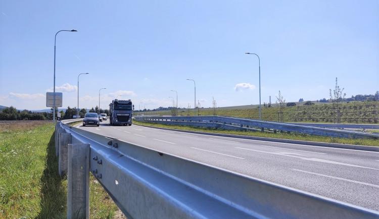 Řidiči v Plzni se dočkali kompletního otevření první části východního okruhu za půl miliardy korun