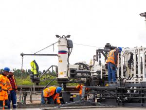 Pozor, provoz na dálnici D5 od dneška komplikuje oprava úseku poblíž Ejpovic ve směru na Prahu