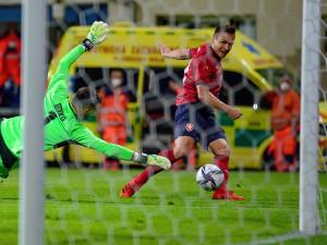 Čeští fotbalisté remizovali v přípravě s Ukrajinou 1:1. V nastavení srovnal Vydra