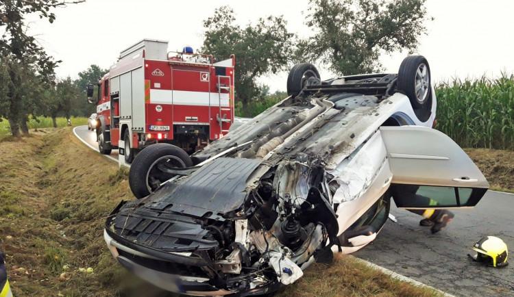 Motorista havaroval s autem bez sjednaného povinného ručení, nehoda se mu pořádně prodraží
