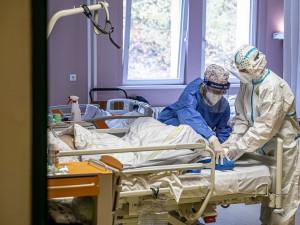 Ve FN Plzeň pečují o šest covidových pacientů, čtyři z nich nemají očkování