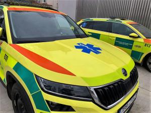 Opilý záchranář vyděsil na stanici své kolegy, nadýchal skoro dvě promile