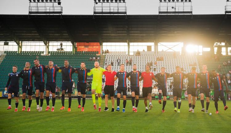 Plzeň zdolala Pardubice 1:0 a upevnila si první místo v tabulce