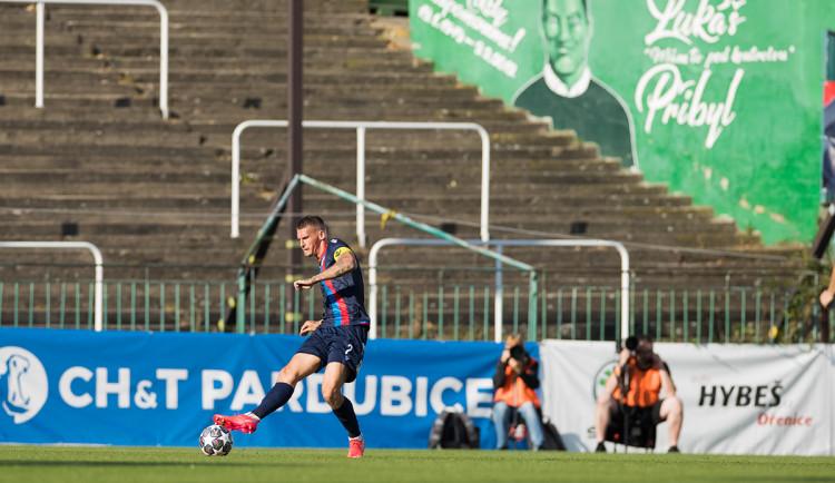 Upřímně ani nevím, jak se to tam ocitlo, říká střelec vítězného gólu Lukáš Hejda