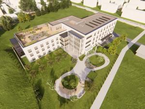 V Horažďovicích vyroste nový domov pro seniory, nabídne 120 lůžek a desítky pracovních míst