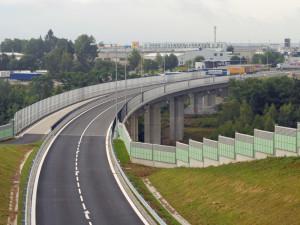 Stavba západního okruhu Plzně je v půlce, jedná se o největší novodobý silniční projekt ve městě