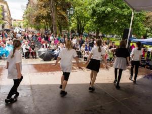 TIPY NA VÍKEND: Festival stepu, jarmark na Švihově nebo přehlídka dokumentů