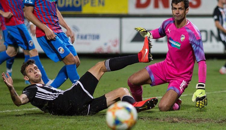 FOTO: Dynamo nestačilo na Plzeň
