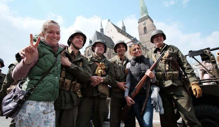 FOTOGALERIE: Slavnosti svobody v Plzni 2019