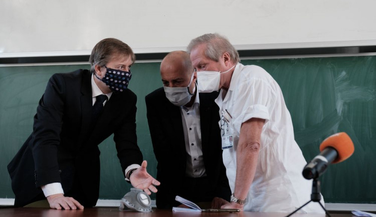 FOTOGALERIE: Vědci vyvinuli nový typ respirátoru
