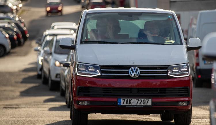 FOTOGALERIE: Fanoušci sledovali zápas Viktorky v autokině