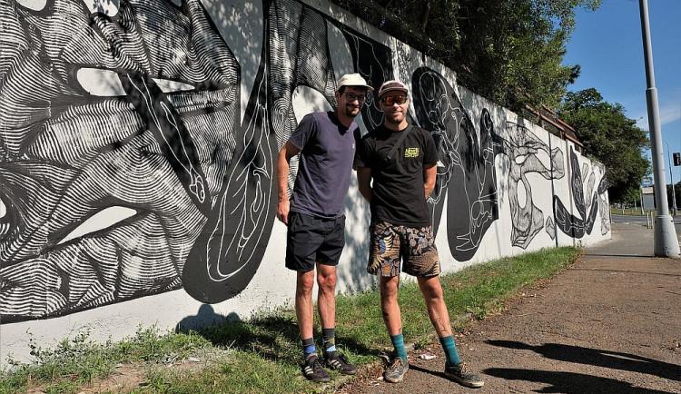 FOTOGALERIE: Street Art festival WALLZ