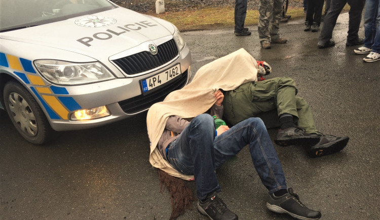 FOTOGALERIE: Masopust v Postřekově