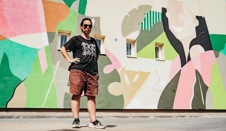 FOTOGALERIE: Street Art festival WALLZ 2021