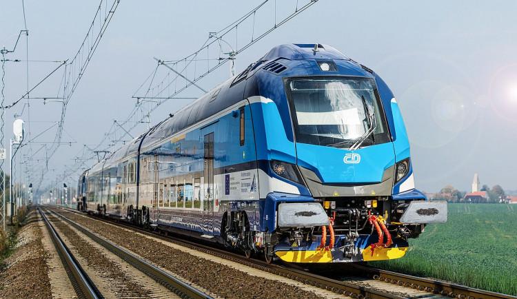 FOTOGALERIE: Nová souprava ze Škody Transportation
